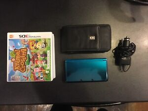 3DS + 6 games, extras