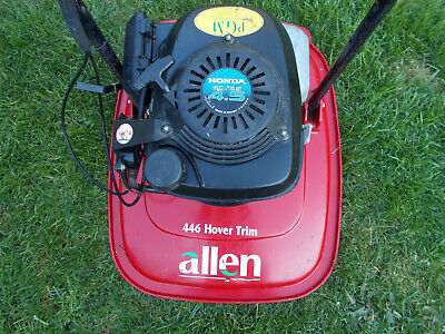 ALLEN 446 HOVER TRIM LAWN MOWER GRASS CUTTER  FOR GARDEN HONDA 4.5HP ENGINE
