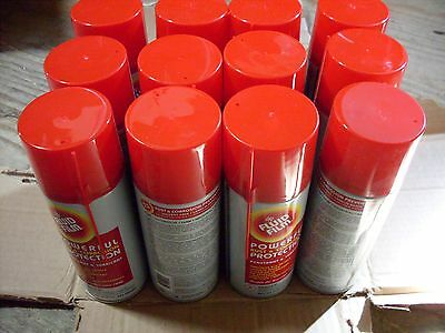 Fluid Film Corrosion Rust Protect Prevention Lubricant 11.75Oz Aerosol, 12-Pack