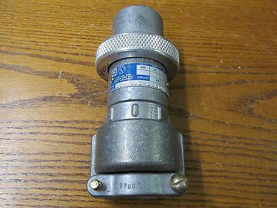Hubbell Killark Wp-3030-e4567s Pin And Sleeve 2w-3p 600 Volts 30 Amps 1 Ph