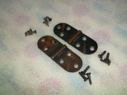 Singer Sewing Machine Cabinet Replacement Hinges and screws