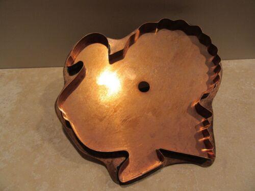 Big Tom Turkey Martha Stewart by Mail Copper Cookie Cutter