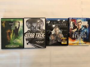 DVD & Blu-Ray Star Trek Pack