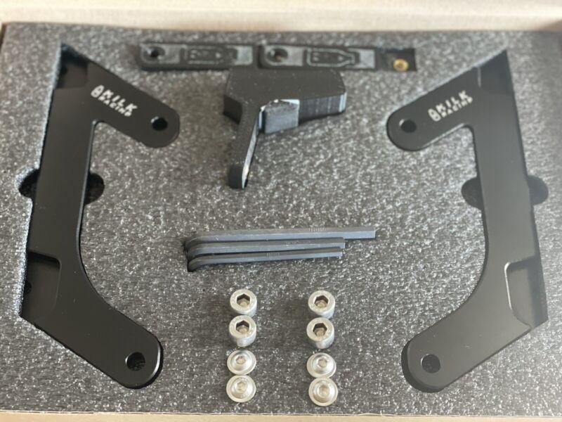 Sur-Ron X Seat extenders ( Seat lift kit ; Seat risers )