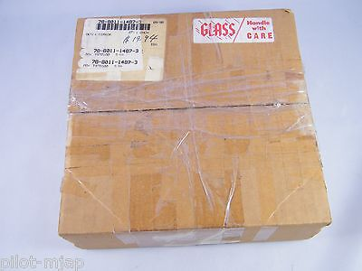 New 3m Model 213 Overhead Projector Mirror Part 78-8011-1487-3 4 14 X 7 12