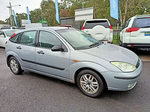 2004 Ford Focus Hatch - Manual - Warranty - RWC - Driveaway Birkdale Redland Area Preview