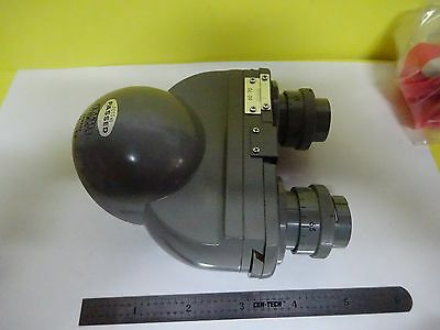 Microscope Part Olympus Head Optics As Is Binx1-42