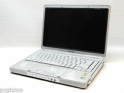 "Compaq Presario v2000 Laptop DOES NOT BOOT exc 14.1"" glossy widescreen  #00263"