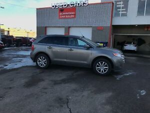 2013 Ford Edge Limited - AWD, Back Up Cam - Like New!