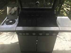 Matador 6 Burner BBQ with side burner Cairns Cairns City Preview