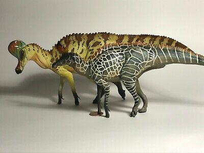 PNSO Lambeosaurus and Corythosaurus