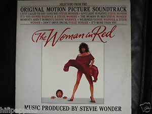 STEVIE-WONDER-034-THE-WOMAN-IN-RED-COLONNA-SONORA-034-VINILE-LP