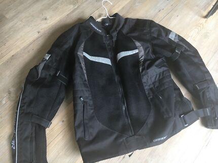 Ladies Dri Rider Motorcycle jacket