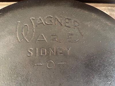 Vintage Wagner Ware Sidney 5Qt 1268 F Cast Iron Dutch Oven Pot No Lid