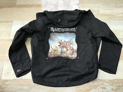 Vans  Jacket  Etienne Vans  Iron Maiden  co-lab jacket size small S  new Mishka