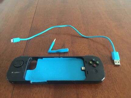 Logitech Powershell Controller + Battery for iPhone 5/5S City North Canberra Preview
