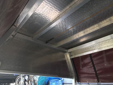 Canopy for tray