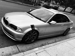 BMW E46 323ci Paradise Point Gold Coast North Preview