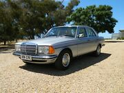 1980 Mercedes Benz 280 W123 Wasleys Gawler Area Preview