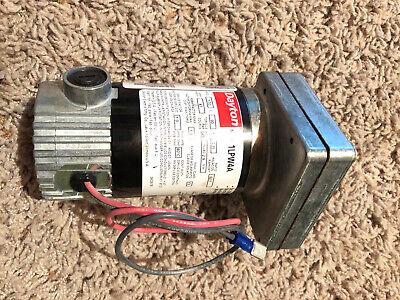 Dayton 1lpw4a Industrial Gear Motor