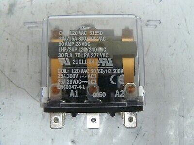 Deltrol Controls 375P 3PDT EN60947-4-1 23523-70 Coil 12 VDC S155D Relay