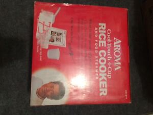 Rice cooker aroma brand new in box