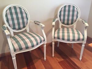 Sitting room arm chairs x 3 Lilyfield Leichhardt Area Preview
