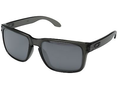 Oakley Holbrook Sunglasses W Smoke Grey Frame And Black Iridium Lens Oo9102 24