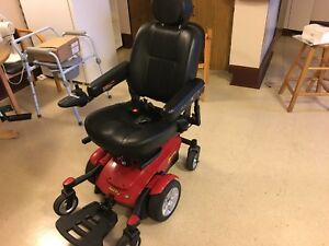 Jazzy select 6 mobility scooter