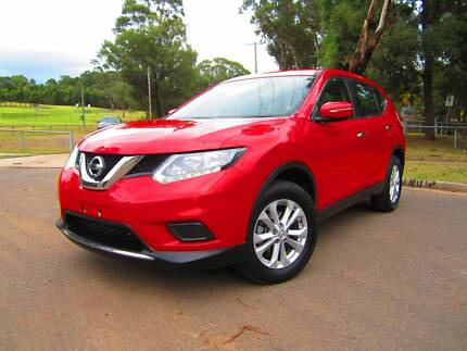 2014 Nissan X-trail Wagon 4X4 Version T32 Current Model
