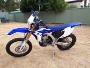 Wr 450 yamaha Emerald Central Highlands Preview