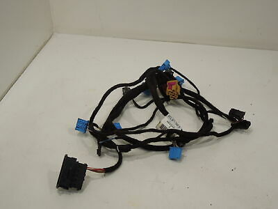 Audi A3 8P Wiring Loom For Air Conditioning Climate Unit 8P2971566B