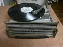 """HMV """"Malibu"""" Stereophonic Record Player Turntable Coopers Plains Brisbane South West Preview"""