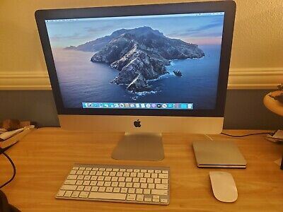 "Apple iMac 21.5"" Late 2013 w Max Specs (i7 gt 750m 16gb 1tb) and all Accessories"