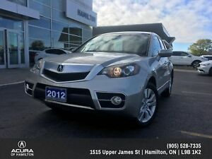 2012 Acura RDX AWD! NAVIGATION!! ONE OWNER!