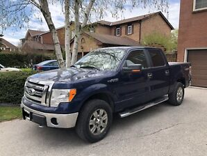 2009 FORD F150 XLT SUPERCREW - Excellent Condition