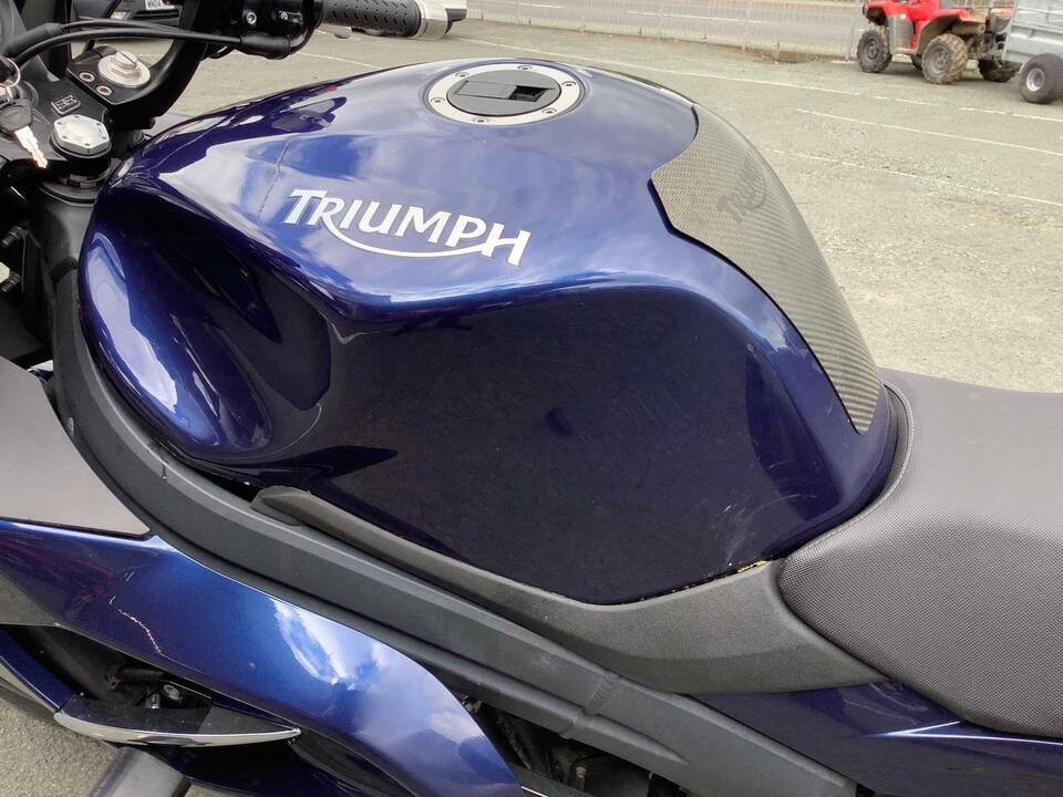 TRIUMPH SPRINT GT SE 2013 / 13 SPORTS TOURER - PART EXCHANGE TO CLEAR