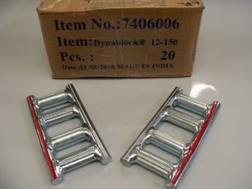 "Dynablock 12-150 Ladder Lashing Load Buckles 7406006 "" Case of 20 "" NEW"
