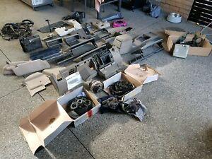 VL Calais Commodore Executive SL Parts Garage cleanout