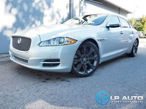 2011 Jaguar XJ XJL Supercharged! Lease and Finance Available!