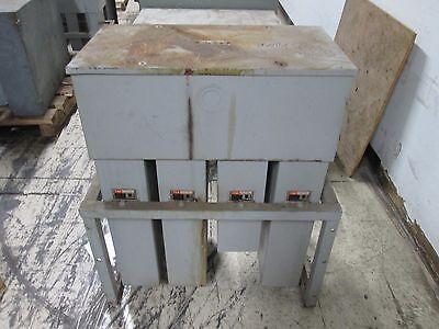 Cornell Dubilier Capacitor Ica4090d33 90 Kvar 240v 3ph Used