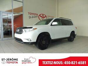 2013 Toyota Highlander *  V6 * AWD * MAGS * GR. ÉLEC. * 67 393 K