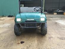 polaris Ranger ATV. 400 Tumut Area Preview
