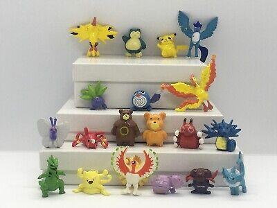 Pokemon Pikachu Action Figures Set of 19 Brand New