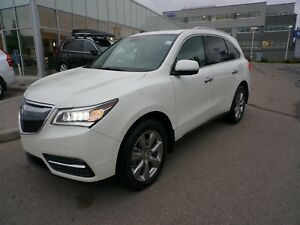 2014 Acura MDX Elite. Accident free and local!