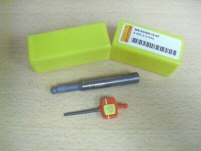 Steel CoroCut MB Cylindrical shank to CoroCut MB adaptor Neutral Cut Sandvik Coromant MB-A0750-10-11R