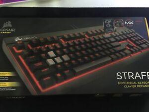 Corsair STRAFE mechanical keyboard