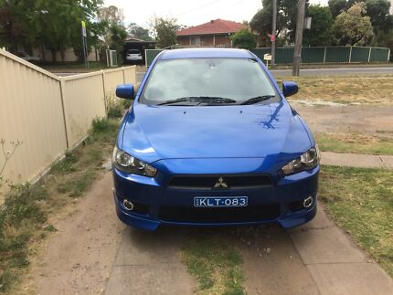 Mitsubishi Lancer Vrx 2008 5-speed