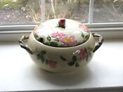 Franciscan Desert Rose Soup Tureen