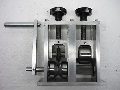 Kabelschälmaschine 2 in 1  mit Messer und Quetsche  - Schnitthöhe 40 mm